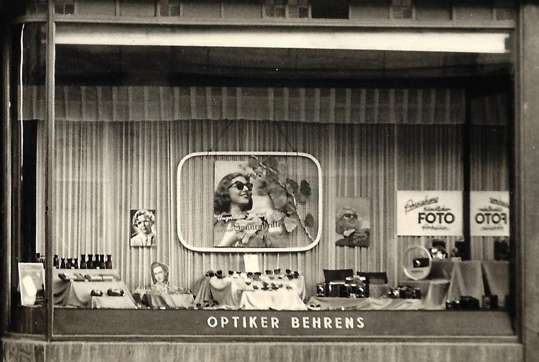 Behrens Optik - Historische Bilder